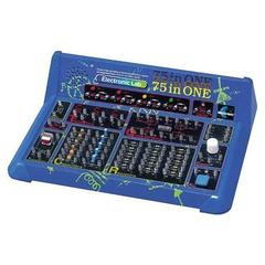 75-in-One Electronic Experimenter Kit