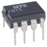 NTE7184 - IC Audio Amplifier - 1.6W