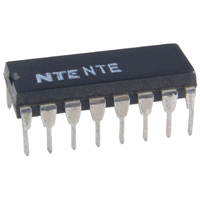 NTE7201 - IC Stereo Audio Power Amplifier