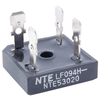 NTE2907 - MOSFET N-Channel Enhancement, Low RDS, 600V 10A