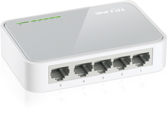 5 Port 10/100 Ethernet Switch