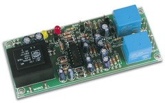 2-Channel Loudspeaker Protection Circuit Kit