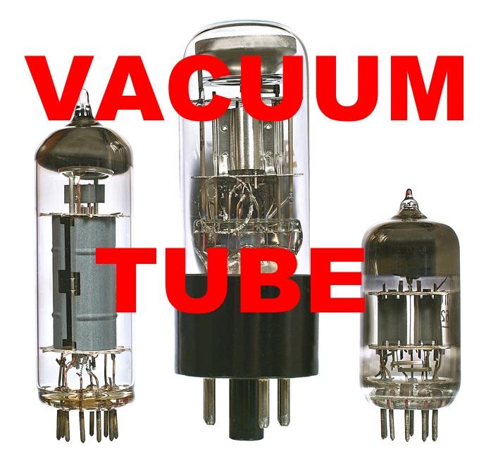 3DG4 Vacuum Tube - - SYLVANIA - NOS - Vetco Electronics
