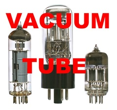 6CQ8 Vacuum Tube -  - CHANNEL MASTER - NOS