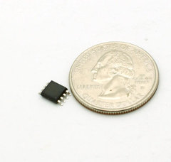 Atmel ATtiny85 AVR Microcontroller IC - SMD - SOIC-8