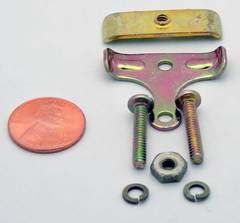 Anderson Power SB50 Cable Clamp - #6-#8
