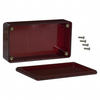 150 x 46 x 84MM Polycarbonate Box Red