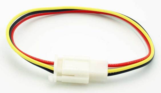 4 Pin Quick Disconnect 18 Awg