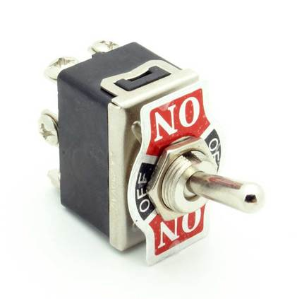 dpdt bat handle toggle switch on off on 10a rh vetco net