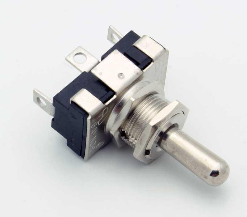 spdt toggle switch on off on 20a vetco electronics rh vetco net