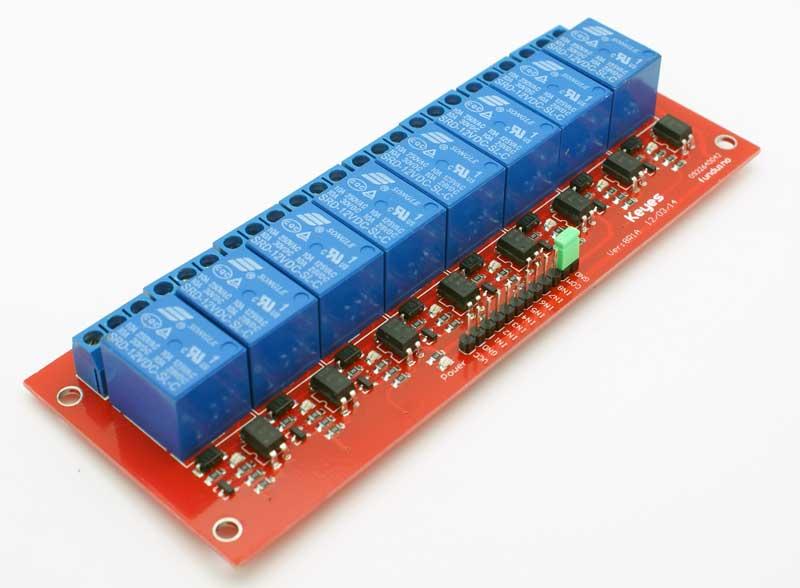 8 channel relay module for arduino rh vetco net