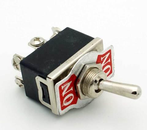 dpdt bat handle toggle switch on on 10a rh vetco net