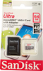 Micro SD Card 64 GB (With adapter)