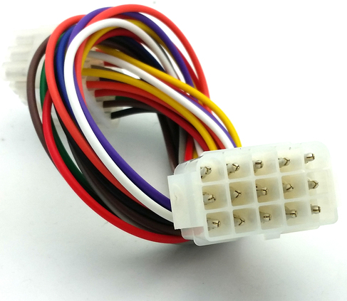 15 Pin Quick Disconnect 18 Awg