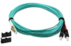 Fiber Optic Patch Cable 10m MULTIMODE (SC to LC)