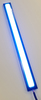 Blue 12V COB LED Strip with adhesive