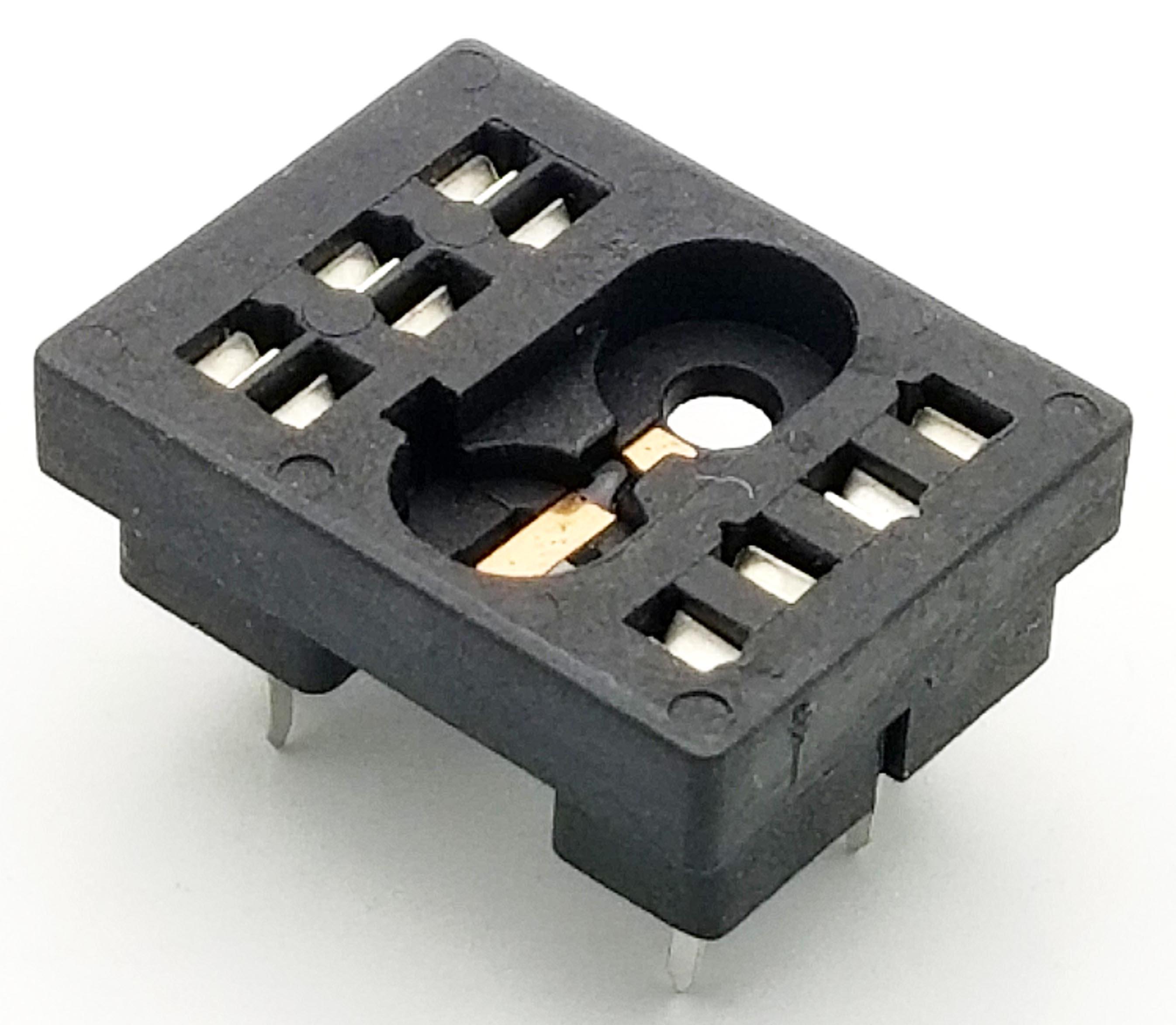 10 Pin Mini Blade Relay Socket Pcb Mount Spdt 12v 5a