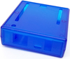 Arduino UNO/YUN/Leonardo Project Box - Translucent Blue