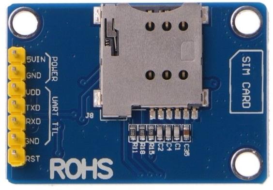 Quad Band Cellular GSM Module