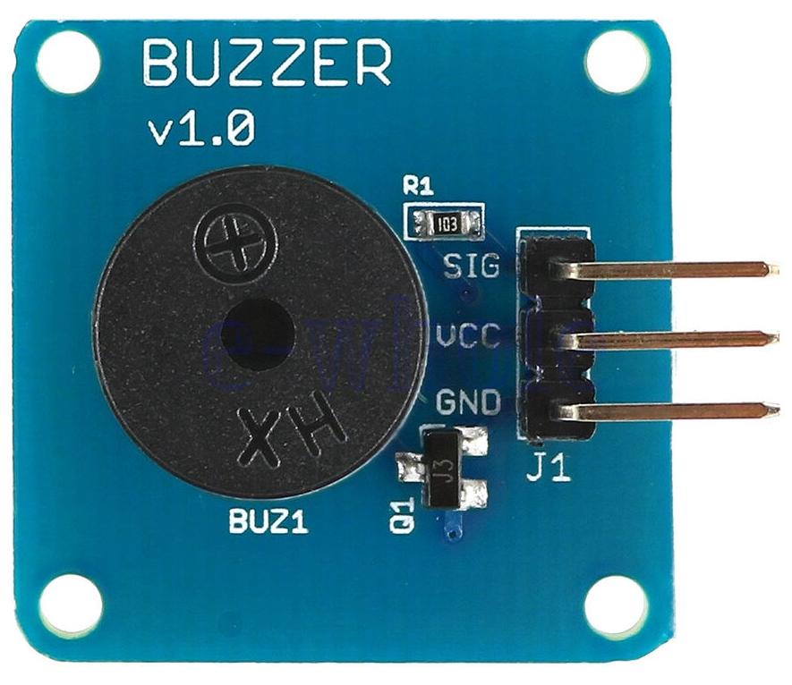 Piezo Speaker Module for Arduino