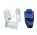 Rj-45 plugs and Boots